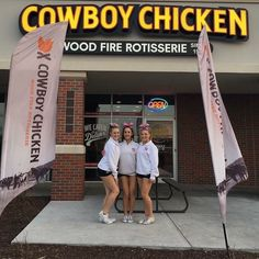 HOSTING CASH FOR A CAUSE COME SUPPORT Cheer Xpress Lady X- MARCH 21ST 2017 from 5:00pm to 9:00pm. COWBOY CHICKEN will donate 15% of this evenings revenue from DINE-IN DELIVERY and PICK UP. 2801 PINELAKE RD. 402-420-0153 Please help us support this wonderful organization! https://www.instagram.com/p/BR3uiHbBe4d/ via www.cowboychicken.com