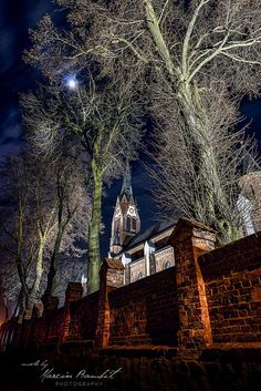 Light the church by Geodeta_31, via Flickr