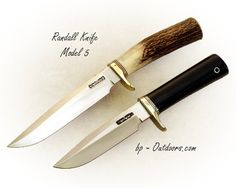 Randall Knives Model 5 Camp and Trail Knife