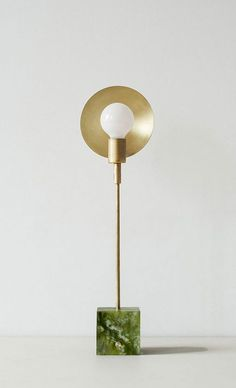 ORBIT TABLE LAMP by Workstead