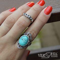 http://www.versatilacessorios.com.br/ #anelismo #anel #anelboho