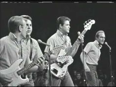 Beach Boys live '64 Little Deuce Coupe ~~ love the Beach Boys.  My time, my years back in the day :)