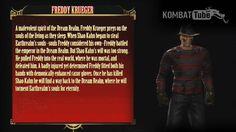 MK9 Bio: FREDDY KRUEGER