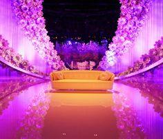 Arabic wedding decoration by Design Lab