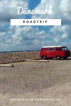 15 Tage Roadtrip mit dem Bulli durch Dänemark und Schleswig-Holstein. Eine Reise zwischen Nordsee, Ostsee und Fjorden im VW Bus.