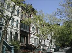 Brownstone Apartments NYC   the luxury apartment house was actually invented in new york