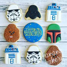 Banana Bakery - Star Wars!!