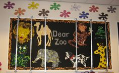 Dear Zoo classroom display photo - Photo gallery - SparkleBox
