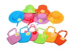 Cutie Collections Girls Straw Baby Hat Multicolor One Size * You can get additional details at the image link. Note:It is Affiliate Link to Amazon.