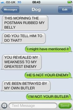 I've been betray!