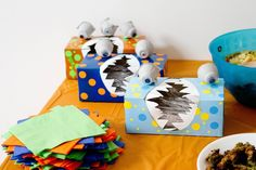 Little monster party   http://your-party-ideas-collections.blogspot.com