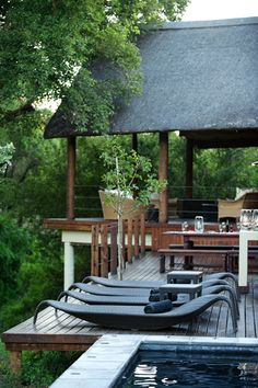 Lion Sands Private Game Reserve, Mpumalanga, South Africa c/o Grace Ormonde Wedding Style