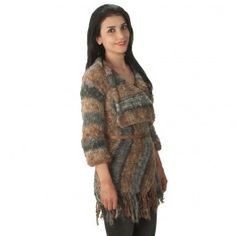 Stitch Studio by Nicole™ Cottage Comfort Mohair Sweater