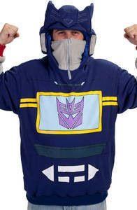 Soundwave Costume Hoodie