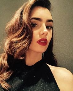 Makeup Tutorials & Makeup Tips : Lily Collins | 18 Best Celebrity Eyebrows That Won The On-Fleek Crown
