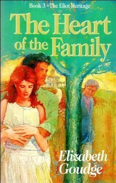The Heart of the Family (The Eliot Heritage, Book 3) by Elizabeth Goudge, http://www.amazon.com/dp/0892838345/ref=cm_sw_r_pi_dp_5p8asb01922ZB