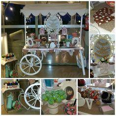 Candybar boda