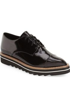 a773afc02f13 Vince  Alanis  Pointy Toe Oxford (Women) (Nordstrom Exclusive) available at