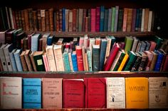 Book stalls along the Seine, Paris | How to Follow in the Footsteps of Hemingway in Paris