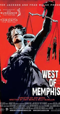 Directed by Amy Berg.  With Jason Baldwin, Damien Wayne Echols, Jessie Misskelley, Michael Baden. An examination of a failure of justice in the case against the West Memphis Three.