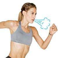 Running On Air: Breathing Technique | Runner's World. i'm a distance runner and this technique is actually great. the first day i tried it i was able to run almost twice the distance i run everyday. =D
