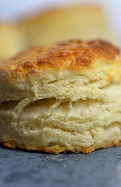 Three Ingredient Buttermilk Biscuits