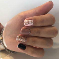 Gelish Nails, Nail Manicure, Pedicure, Glam Nails, Beauty Nails, Nails Plus, Magic Nails, Nail Art Photos, Nail Polish Trends