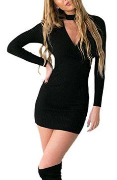 Suche schwarzes kleid