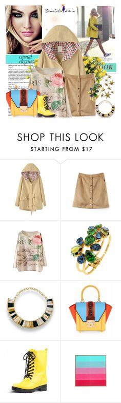 """BEAUTIFULHALO.COM-III-33."" by ane-twist ❤ liked on Polyvore featuring Otazu, DENY Designs, beautifulhalo, bhalo, bhalo1 and bhalo2"