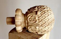 Станок для изготовления резных балясин