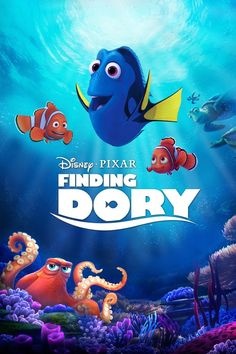 Watch Finding Dory (2016) Full Movie Online Free