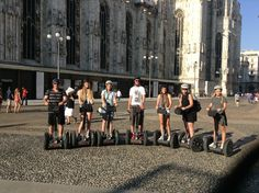 #milan Segway Tours!! #segway #tours