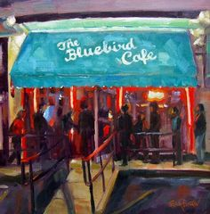 Tbe Bluebird Cafe   Nashville