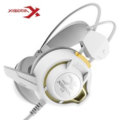 Xiberia V3 Gaming Headphones, special design for better gaming experience!!! The Best Gift for yourself.