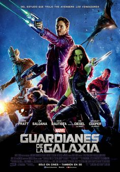 Guardianes de la Galaxia (2014)   Online Español Latino