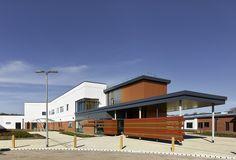 Ayshire and Arran Acute Mental Hospital. Image © David Cadzow