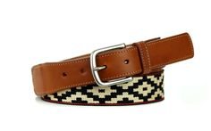 Alvear Belt | Luxury Leather Accessories | Argentine Inspired