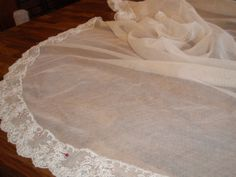 Making a Mantilla Veil – The Art Nouveau Bride Diy Wedding Veil, Dream Wedding, Wedding Dresses, Wedding Ideas, Mantilla Veil, Lace Veils, Chapel Veil, First Communion Dresses, Bridal Salon