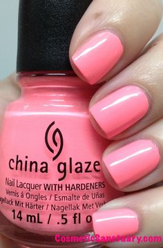 China Glaze Neon and On and On | Sunsational Collection