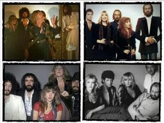 Fleetwood Mac Collage Created By Tisha 01/31/15