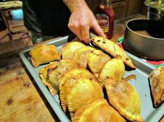 How to make Michigan's U.P. Traditional Pastie: