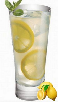 Tom Collins Drink - Refreshing