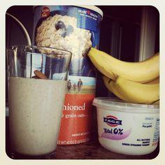 Happy Food: Pre Workout Energy Breakfast