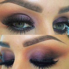 Recreate this look with Megan Naik from Megan Naik X ColourPop
