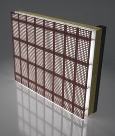 Ruukki emotion - nowy system fasadowy Facade, Blinds, Divider, Curtains, Room, House, 3d, Furniture, Home Decor