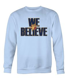 d6b174c8bb8 Golden state warriors baron davis we believe shirt and sweatshirt Baron  Davis