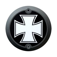 Iron / Maltese Cross Cam Cover in Cam Covers - Primary & Cam Covers - Engine…