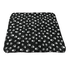 Pet Puppy Dog Cat Animals Soft Blanket Large Thick Fleece Double-side Cute Paw Claw Print Pet Kitten Bed Mat Cover Warm Bathing Shower Dry Wrap Towel Sleep Quilt 39.4 x 27.6 inch >>> Click image to review more details. (This is an affiliate link and I receive a commission for the sales)