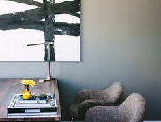 Office | Black Lacquer Design