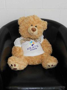 Our Teddy!